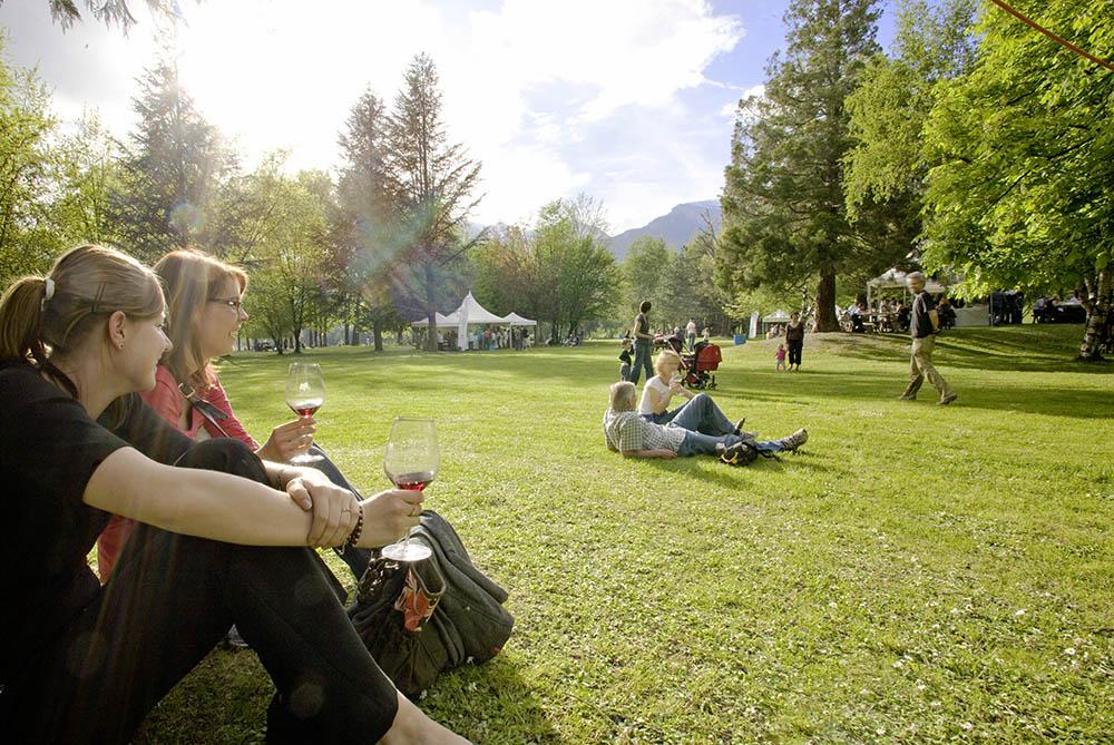 Sion terroir tourisme for Jardin des vins 2016 sion